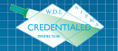 Wood Destroying Credentialed Inspector